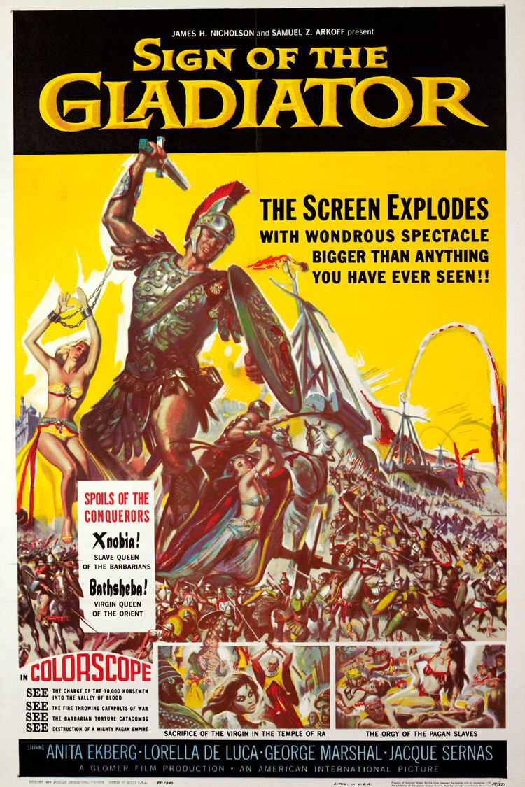 Sheba and the Gladiator wwwgstaticcomtvthumbmovieposters45545p45545