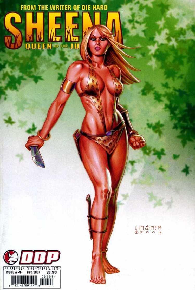Sheena, Queen of the Jungle Sheena Queen of the Jungle Volume Comic Vine