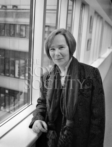 Sheena Radford Portrait of Sheena Radford Royal Society Picture Library