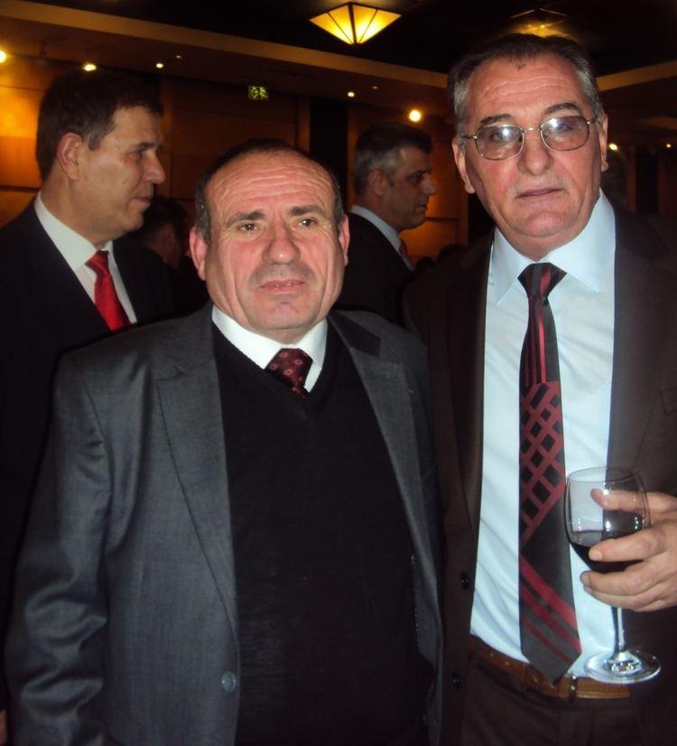 Shefki Hysa The Ambassador of Kosova and Dr Shefki Hysa Diplomatic