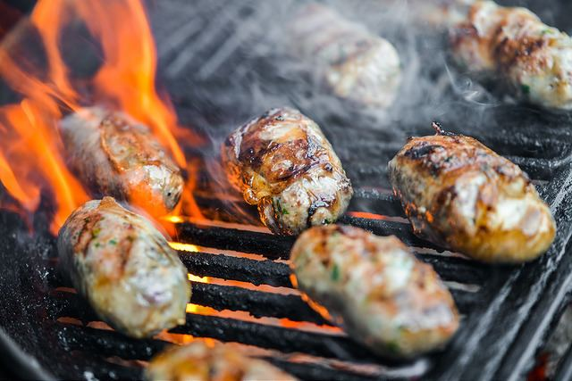 Sheftalia Sheftalia Cypriot Sausages Recipe The Meatwave