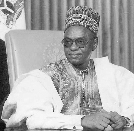 Shehu Shagari President Shehu Shagari Embassy Of Nigeria Sweden