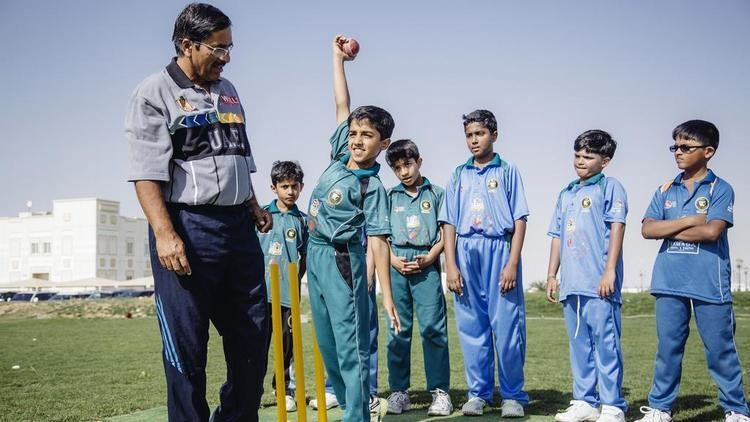 Shahzad Altaf still giving back to UAE cricket 19 years after World