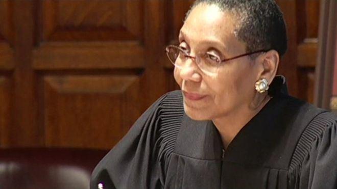 Sheila Abdus-Salaam Senior New York judge Sheila AbdusSalaam found dead in Hudson River