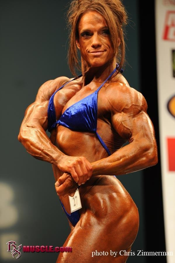 Sheila Bleck 2010 IFBB New York Pro LIVE PlaybyPlay with Dave John