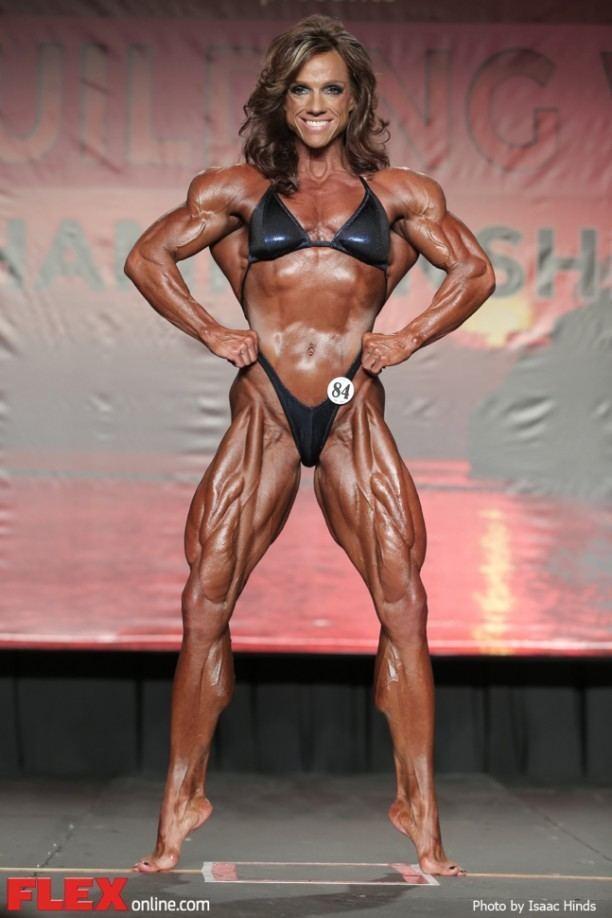 Sheila Bleck Sheila Bleck Women39s Bodybuilding 2014 IFBB Tampa Pro