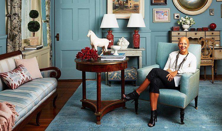 Sheila Bridges Inside Designer Sheila Bridgess Ravishing Home in Harlem