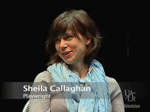 Sheila Callaghan UALR Promo for Sheila Callaghan YouTube
