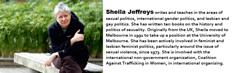 Sheila Jeffreys Sheila Jeffreys