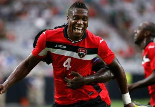 Sheldon Bateau Trinidad and Tobago 2 0 Cuba Match report 71215 Gold