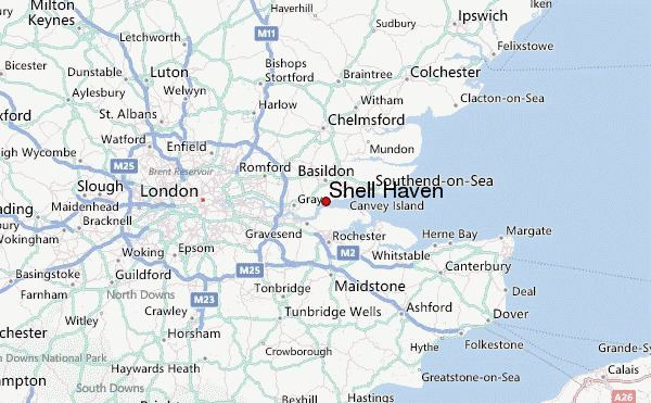 Shell Haven Shell Haven Weather Forecast