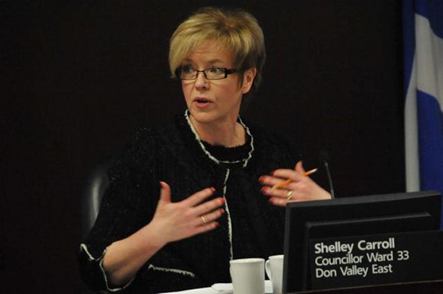 Shelley Carroll Shelley Carroll Not Running for Mayor news Torontoist