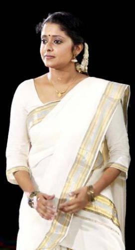 Shelly Kishore Kishore Pictures 1002 Malayalam TV Serial actress Shelly Kishore