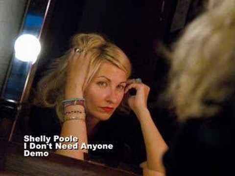 Shelly Poole Shelly Poole I Don39t Need Anyone Demo YouTube