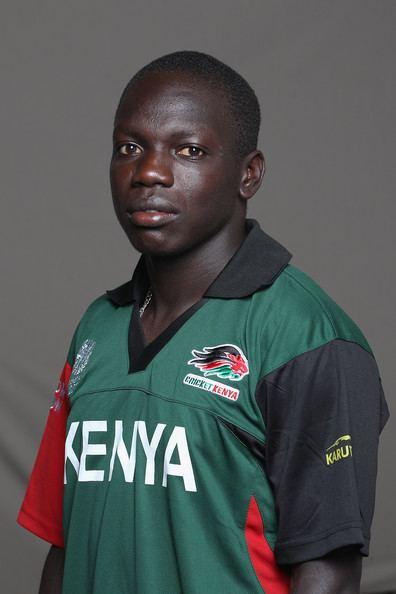 Shem Ngoche (Cricketer)