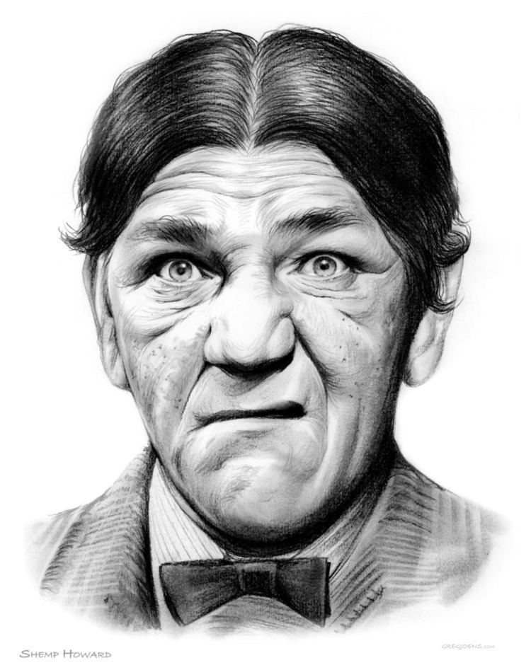 Shemp Howard Shemp Howard by gregchapin on DeviantArt