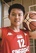Shengyu Lim LIM SHENGYU ActiveSG