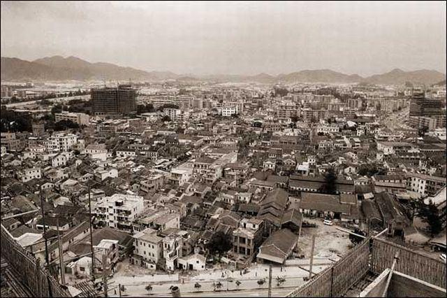 Shenzhen in the past, History of Shenzhen