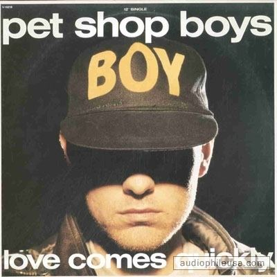 Shep Pettibone Pet Shop Boys Love Comes Quickly Shep Pettibone