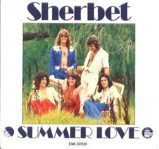Sherbet (band) Summer Love Sherbet song Wikipedia