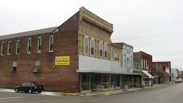 Sheridan Downtown Commercial Historic District