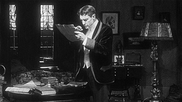 Sherlock Holmes (1916 film) Longlost 1916 Sherlock Holmes is found restored CBS News