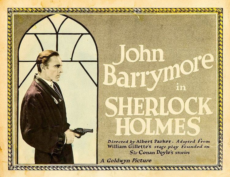 Sherlock Holmes (1922 film) Sherlock Holmes 1922 Wikipedia