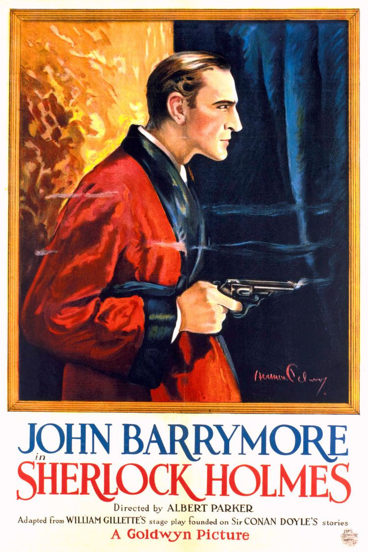 Sherlock Holmes (1922 film) wwwgstaticcomtvthumbmovieposters7911155p791