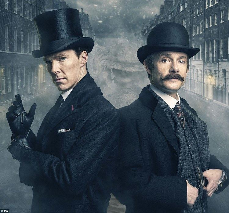 Sherlock Holmes BBC39s Sherlock Holmes clue only the Chinese can crack Daily Mail