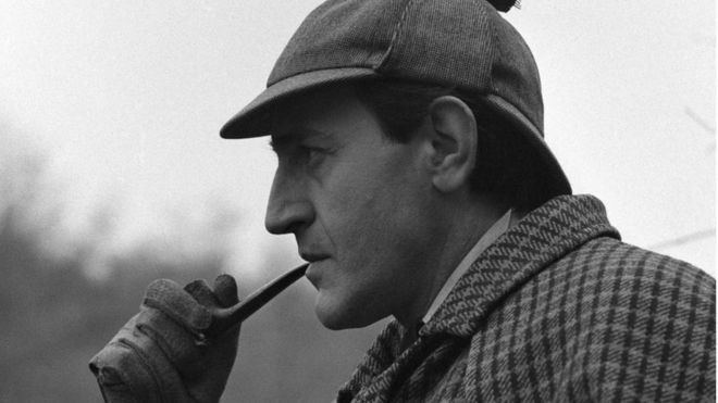 Sherlock Holmes Sherlock Holmes actor Douglas Wilmer dies aged 96 BBC News