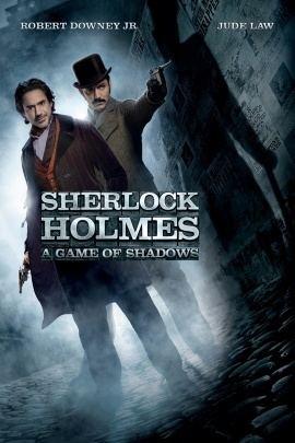 Sherlock Holmes: A Game of Shadows Sherlock Holmes A Game of Shadows Warner Bros Movies