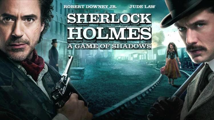 Sherlock Holmes: A Game of Shadows Sherlock Holmes a Game of Shadows Trailer song YouTube