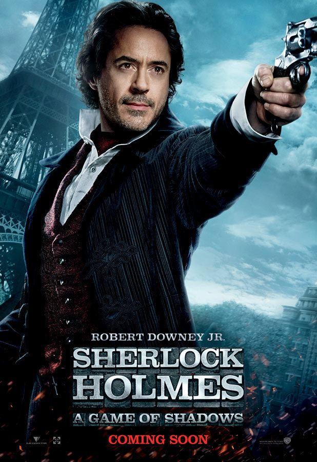 Sherlock Holmes: A Game of Shadows Sherlock Holmes A Game of Shadows MovieBrit