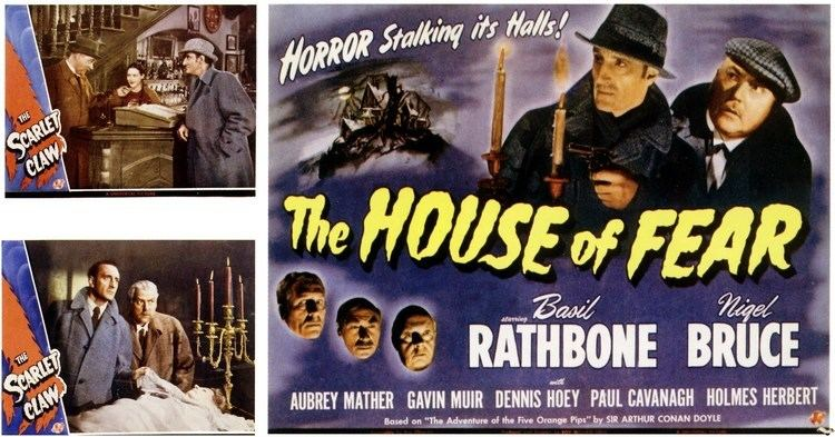 The House of Fear (1945 film) The House of Fear 1945 Full Movie YouTube
