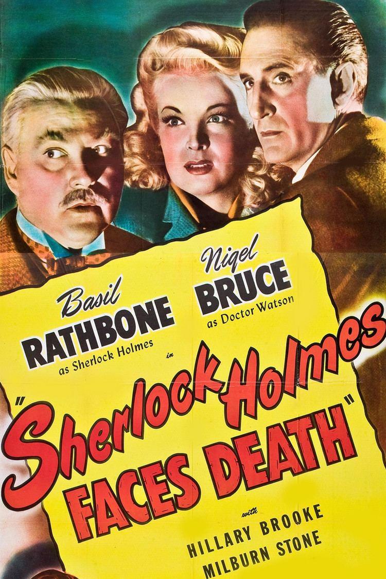 Sherlock Holmes Faces Death wwwgstaticcomtvthumbmovieposters36870p36870