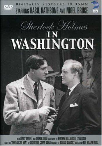 Sherlock Holmes in Washington Amazoncom Sherlock Holmes in Washington Basil Rathbone Nigel