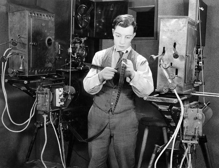 Sherlock Jr. Sherlock Jr Buster Keaton Killruddery Silent Film Festival