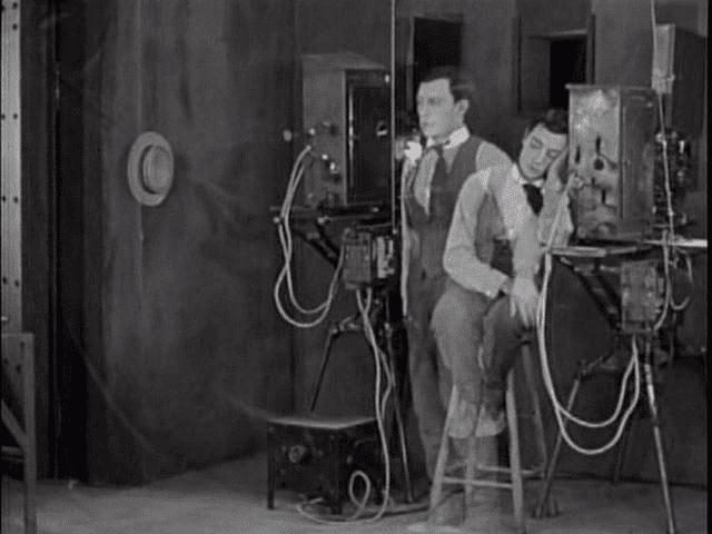 Sherlock Jr. Deleuze Cinema Project 1 Dreaming of Dada Buster Keaton Sherlock Jr