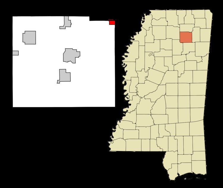Sherman, Mississippi