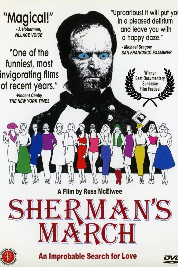 Sherman's March (1986 film) wwwgstaticcomtvthumbdvdboxart10086p10086d