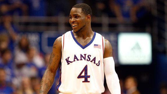 Sherron Collins Top 10 Players in Kansas Basketball History Trending Top