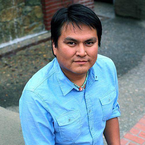 Sherwin Bitsui Sherwin Bitsui Native Arts and Cultures Foundation