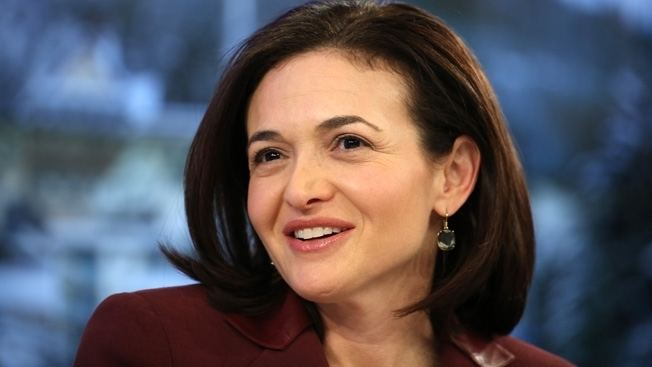 Sheryl Sandberg Sheryl Sandberg Rethinking Marketing to Women Adweek
