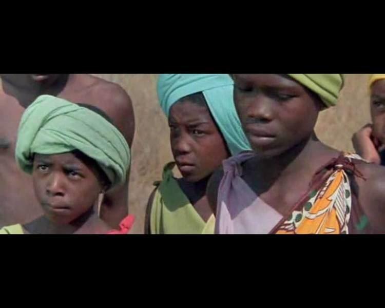 Shhh! (film) movie scenes The Gods Must Be Crazy Funny Scene shh shh shh