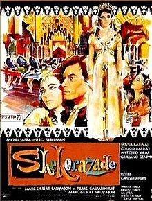 Shéhérazade (film) Shhrazade film Wikipedia