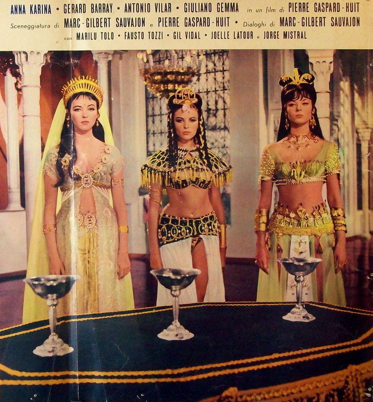 Shéhérazade (film) Redlist Films Shhrazade 1963
