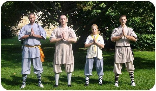 Shi Xing Mi Shaolin Wuseng Houbeidui Italy scuola Shaolin tradizionale