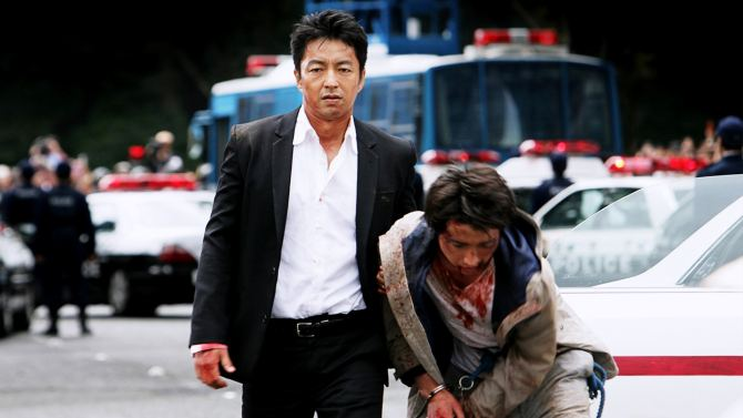 Shield of Straw Shield of Straw Review Takashi Miikes Latest Feels Out of Place