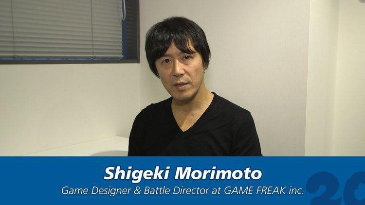Shigeki Morimoto Pokemon20 Shigeki Morimoto YouTube