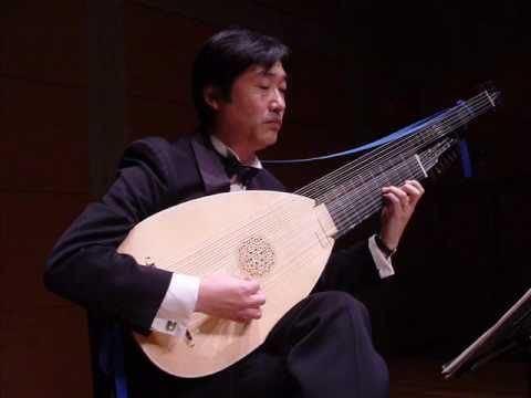 Shigeo Mito JS Bach BWV 1006a PreludeShigeo MITOLute YouTube